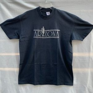TEDMAN Black ARIZONA Short Sleeve Tshirt